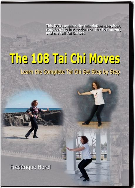 Taoist Tai Chi - Tai Chi for beginners Moves DVD - Front cover
